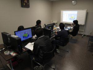 iCAD社内操作教育